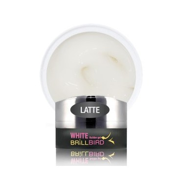 WHITE LATTE 5ml Gel de construction