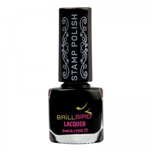 STAMP POLISH NOIR