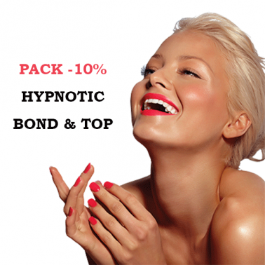 PACK HYPNOTIC BOND+TOP 15ml