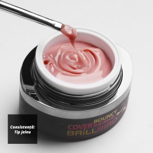 BOUNCY COVER BUILDER LIGHT 15ml Gel de construction