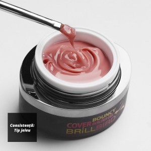 BOUNCY COVER BUILDER DARK 5ml Gel de construction