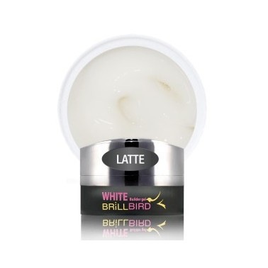 WHITE LATTE 15ml Gel de construction