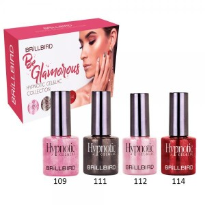 KIT HYPNOTIC BE GLAMOROUS 4 x 4ml
