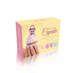KIT HYPNOTIC CUPCAKE 4 x 4ml