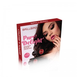 PURE DELIGHT BRUSH&GO GEL&LAC 3 x 5ml