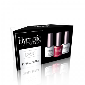 KIT HYPNOTIC BASIC 3 x 8ml