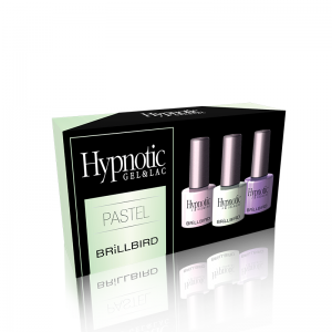 KIT HYPNOTIC PASTEL 3 x 8ml