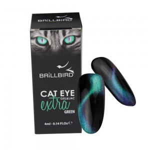 CAT EYE EXTRA GREEN