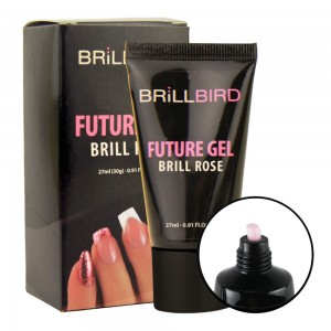 ACRYGEL BRILL ROSE 27ml