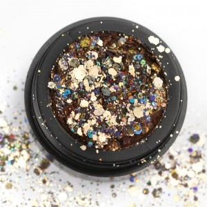SEQUIN RUSSIAN GOLD