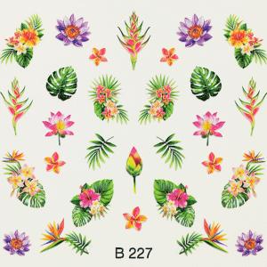 STICKER 3D B227