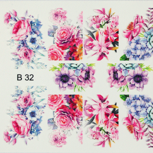 STICKER 3D B32