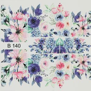 STICKER 3D B140