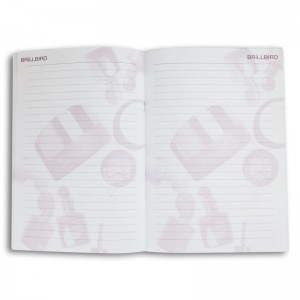 CAHIER FORMAT A5