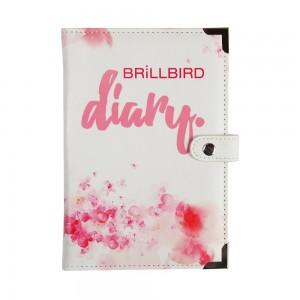 AGENDA BRiLLBIRD AQUARELLE 2021