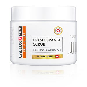 Scrub Fresh Orange 400ml