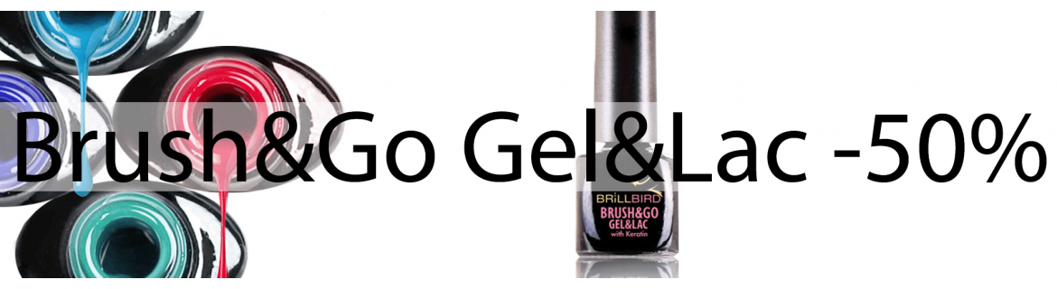 Brush&Go Gel&Lac 5ml